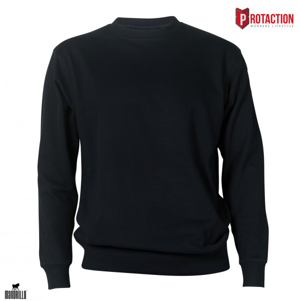 Mandrillo Siderit Sweatshirt Navy Dark