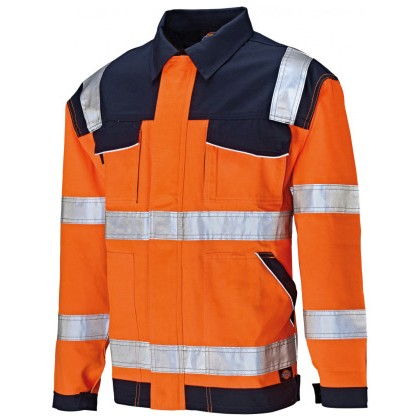 Dickies Industry Hi Vis Bundjacke