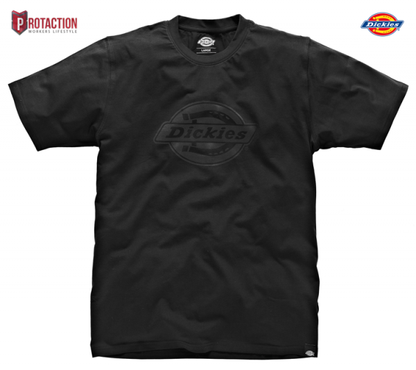 Dickies 22   T-Shirt Woodson Black