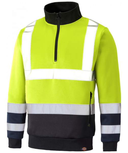 Dickies Two Tone Hi Vis Sweat SA22092