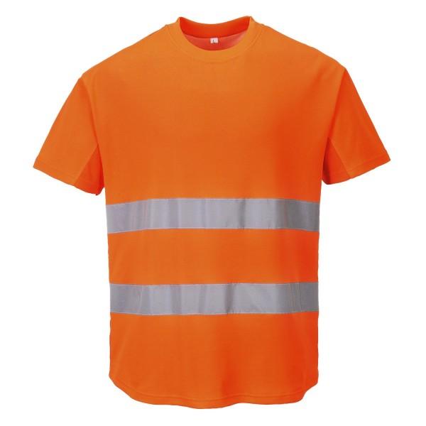 Warnschutz Netz T-Shirt