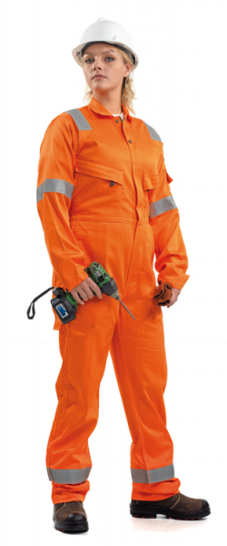 Flamebuster Nordic Damen-Overall