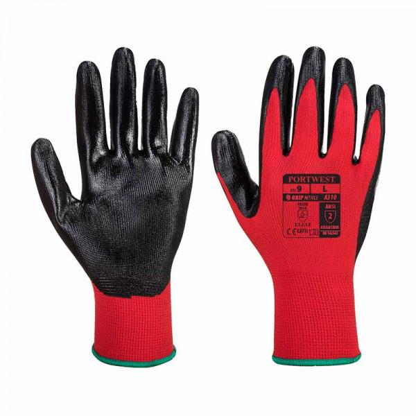 Portwest A310 - Flexo Grip Nitril Handschuh