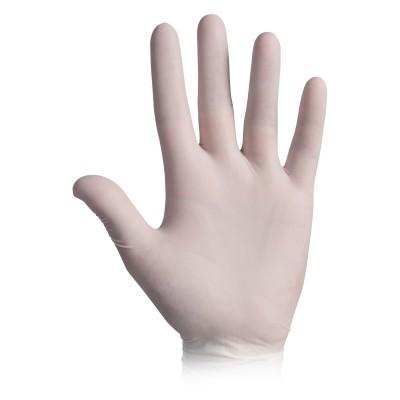Einweg Latex Handschuhe - 100 Stk