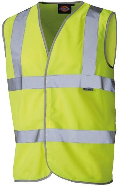 Dickies Hi Vis Highway Sicherheitsweste SA22010