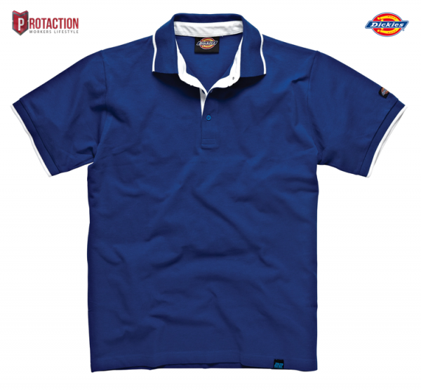 Dickies 22 Worker Polo Anvil
