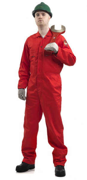 Flamebuster Classic Basic Overall