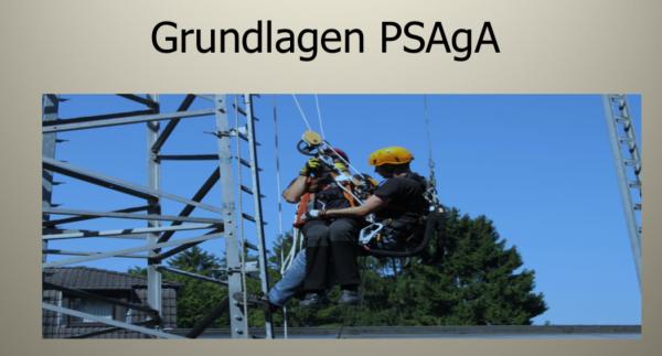 PSAgA Grundkurs (Datum nach Absprache)