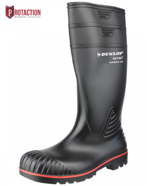 Dunlop Acifort Safety Boots S5