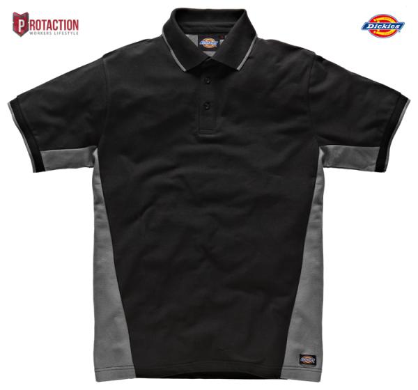 Dickies Two Tone Polo Shirt