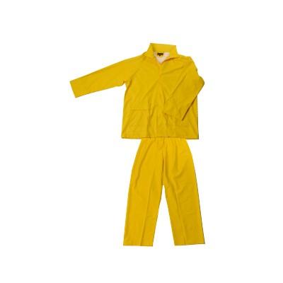 PU Regenschutz-Kombi Gelb