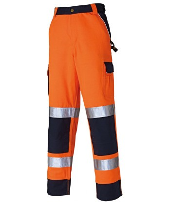 Dickies Industry Hi Vis Bundhose
