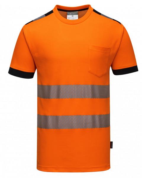 Warnschutz T-Shirt HV PW3
