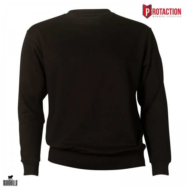 Mandrillo Siderit Sweatshirt Black