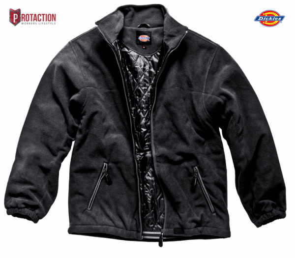 Dickies Padded Fleece Jacket